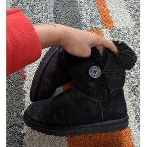 •UGG• Black Boots